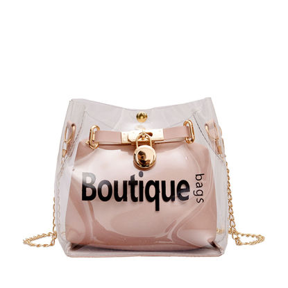 Picture of Women's Crossbody Bag Ladylike Leisure Letter Design Trendy Bag-Size: One Size