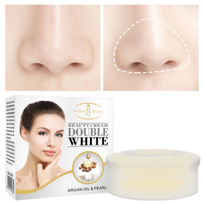 Picture of Aichun Beauty Double White Beauty Cream Argan Oil & Pearl Shrink Pore Smooth Face Cream 30ml-
