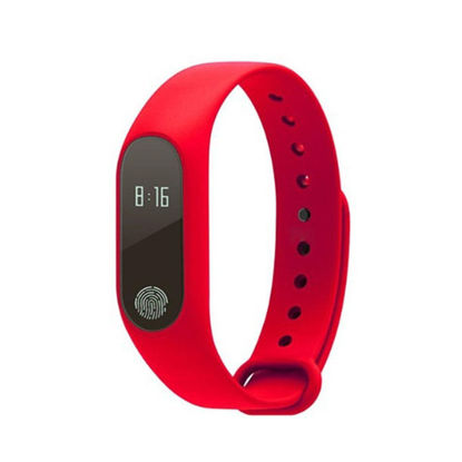 Picture of M2 IP67 Smart Watch OLED Touch Screen BT 4.0 Fitness Tracker Heart Rate Sleep Monitoring Pedometer Smart Watch-