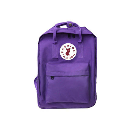 Picture of Women's Backpack Lightweight Casual Zipper Backpack-Size: Free