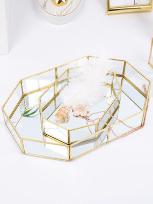 Picture of 1 Pc Storage Basket Creative Simple Design Storage Product-Size: M