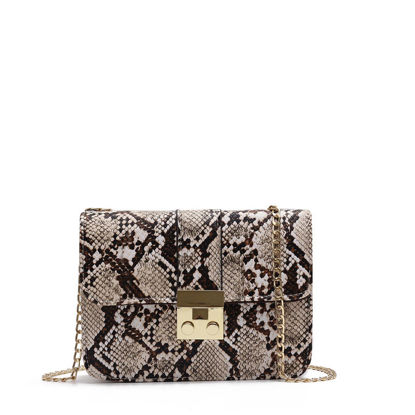 Picture of Women's Crossbody OL Fashion Hasp Closure Lightweight BagBag-Size: One Size
