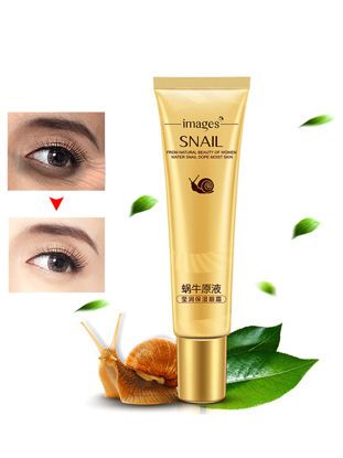 Picture of Snail Essence Eye Cream Anti Aging Anti Wrinkles Eyes Care