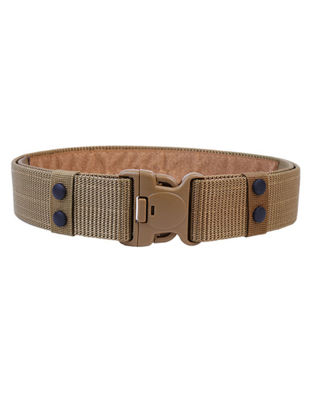Picture of Men's Belt Solid Color Simple Fashion Weave Belt Accessory - Size: One Size