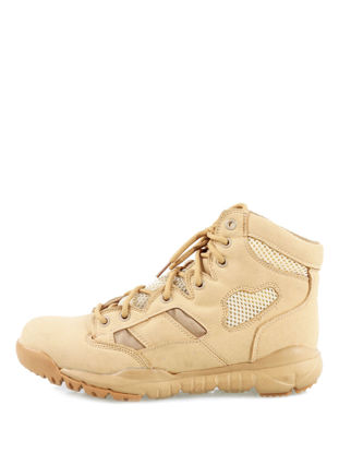 Picture of Trekking Shoes For Men Breathable Solid Mens Outdoor Shoes - Size: 43