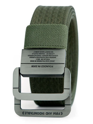 Picture of Men's Belt Outdoor Sports Tactical Canvas Belt - Size: Free