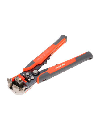 Picture of Meterk Multifunctional Automatic Adjustable Cable Wire Stripper Cutter Crimping Tool Peeling Pliers