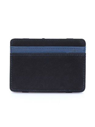 Picture of Men's Wallet Stylish Durable Color Block Large Capacity All Match Bag - Size: One Size