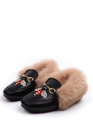 Picture of Kids' Shoes Fashion Simple Style Creative Insect Pattern Casual Shoes - Size: 31