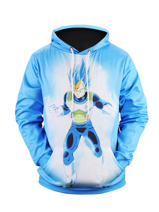Picture of Men's Hoodie Fashion Casual Print Hoodie - Size: XL