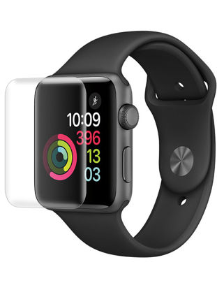 Picture of Smart Watch Protective Film Full Coverage Curved Edge Ultra-Thin High Transparency Film For iWatch Series 4