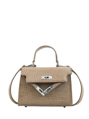 Picture of Women's Handbag Elegant Stylish All Match Square Bag - Size: One Size
