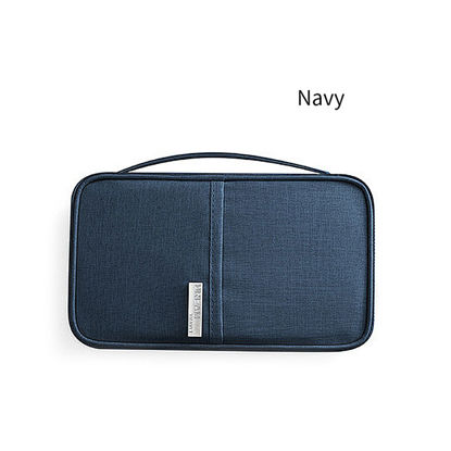 Picture of 1Pc Waterproof ID Passport Bag Multi-function Storage Bag - Size: One Size