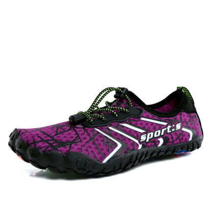 Picture of Men's Canyoning Shoes Soft Beach Anti-Skid Light Outdoor Sports Shoes - Size: 41