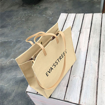 Picture of Women's Handbag Casual Print Hasp Closure Large Capacity Bag - Size: One Size