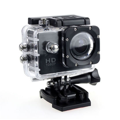 Picture of Action Camera Mini Outdoor Waterproof 480P HD Video Camera