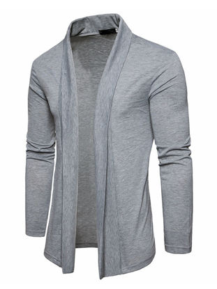 Picture of Men's Cardigan All Match High Quality Coldproof Cardigan - Size: XL