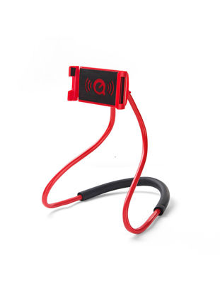 Picture of Creative Hanging Neck Phone Holder Multi Functional Holder