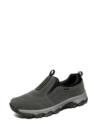 Picture of Men's Trekking Shoes Fashion Antiskid Outdoor Sports Shoes - Size: 40