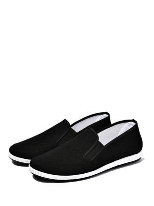 Picture of Men's Loafers Fashion Casual Skidproof Durable Low Cut Slip-Ons Shoes - Size: 41