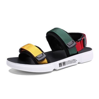 Picture of Men's Sandals Fashion Lightweight Sports Shoes - Size: 42