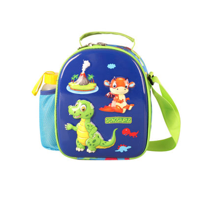 Picture of Kid's Backpack Color Block Cute Cartoon Pattern Fashion School Bag - Size: One Size