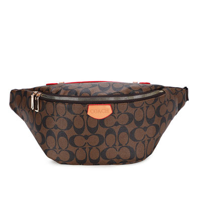 Picture of Women's Waist Bag Fashion Color Block Casual Simple Bag - Size: One Size