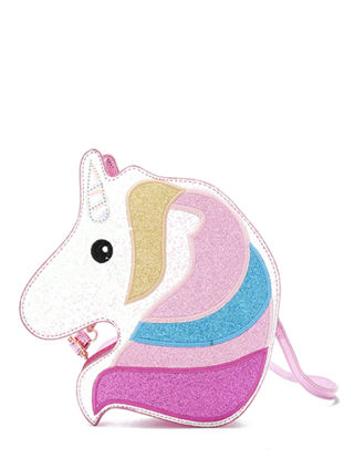 Picture of Women's Crossbody Bag Cartoon Animal Shape Design Casual Creative Bag - Size: One Size