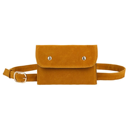 Picture of Women's Waist Bag Fashion Solid Color Bag - Size: One Size