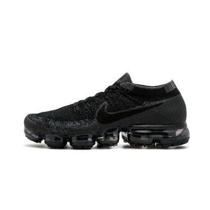 صورة Nike Air VaporMax Flyknit Men's Running Shoes Jogging Classic Shoes 849558-007 - Size: 40#5