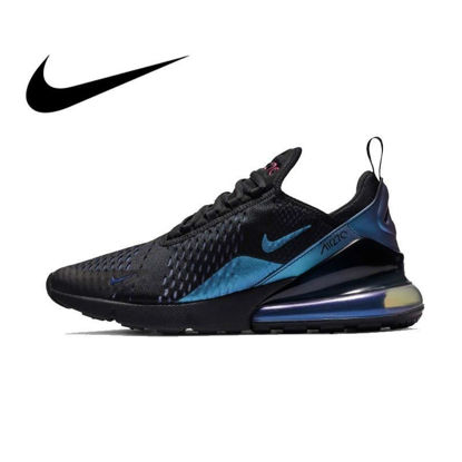 صورة Nike Air Max 270 Men's Running Shoes Lightweight Breathable Training Damping Shoes - Size: 40#5