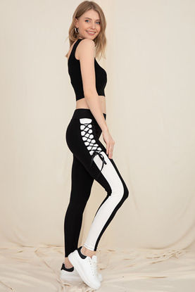 Picture of Lace-Up Leggings