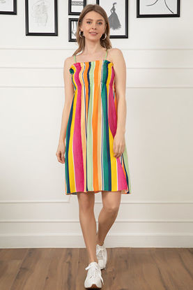 Picture of Striped Strap Dress