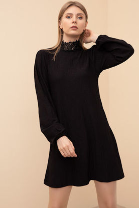 Picture of Collar Lace Dress