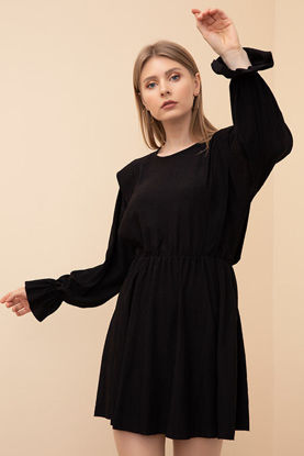 Picture of Waist Gathered Dress