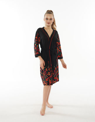Picture of A robe for women, a special size, brand Anki