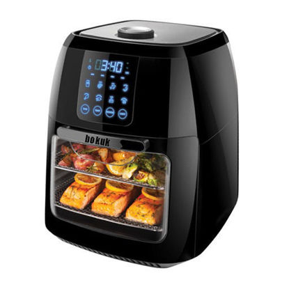 Picture of air fryer with an oven brand Pocock with a capacity of 10 liters