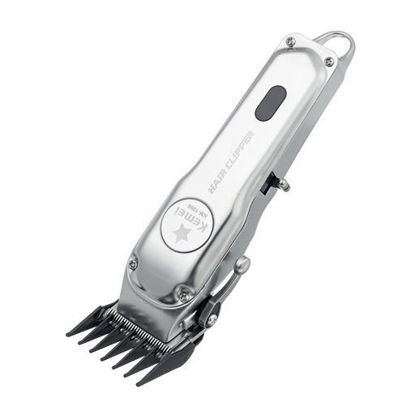 Picture of Men's shaving machine charging by Kemei