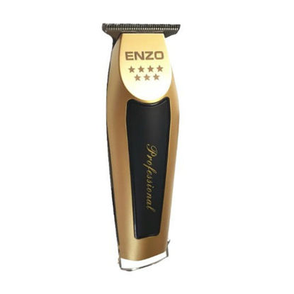 Picture of Men's shaver charging from the Enzo brand