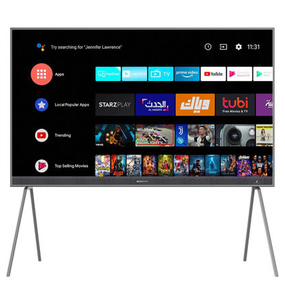 Picture of 86-inch QLED 4K UHD Smart Android TV (2021)