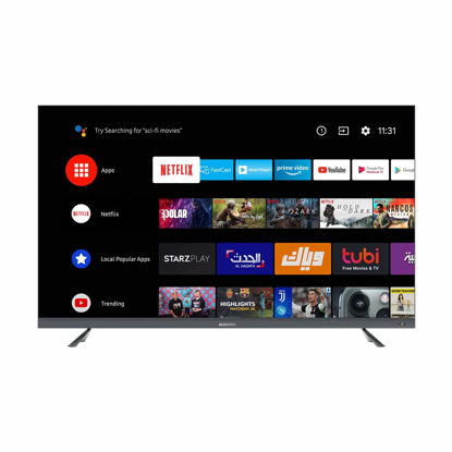 Picture of 75-inch QLED 4K UHD Smart Android TV (2021)