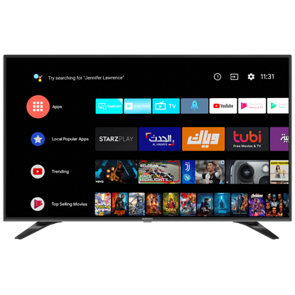 Picture of 50-inch LED 4K UHD Smart Android TV