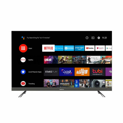 Picture of 50-inch QLED 4K UHD Smart Android TV (2021)