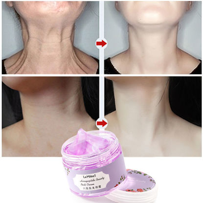 Picture of La Milee Hexapeptide Beauty Neck Cream Anti-wrinkle Firming Neck Cream 150g