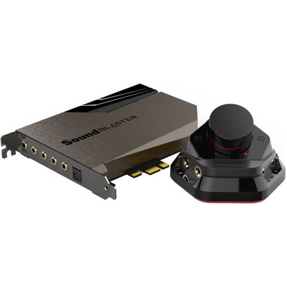 Picture of Professional desktop sound card