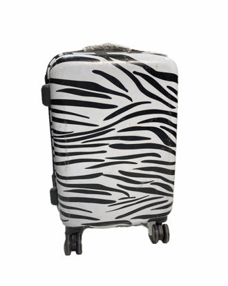 Picture of Travel bag - black and white small size
