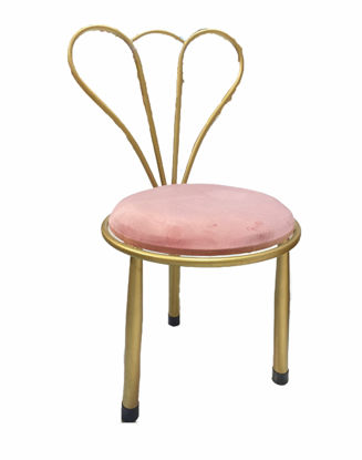 Picture of chair-chair pink