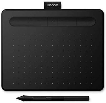 Picture of WACOM INTUOS S BLUETOOTH BLACK