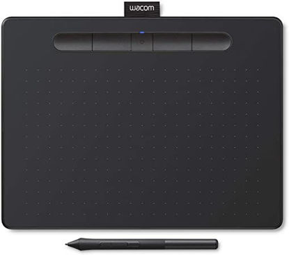 Picture of WACOM INTUOS M BLUETOOTH BLACK