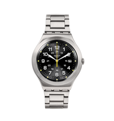 Picture of swatch brand men's watch